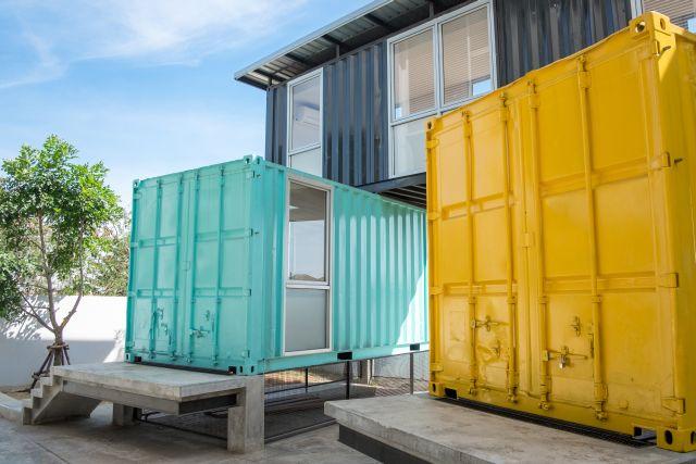 Containerverkauf von Thomas Treude bei Hannover