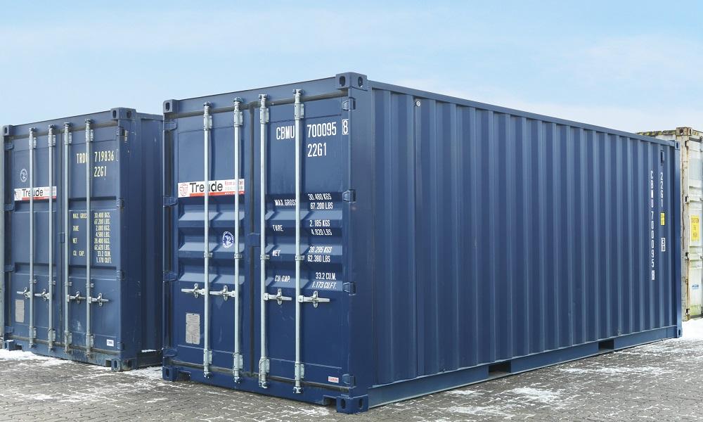 Lagercontainer der Thomas Treude GmbH aus der Region Hannover